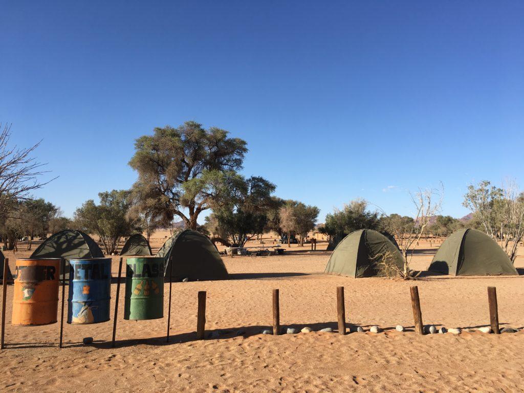 セスリム キャンプサイト