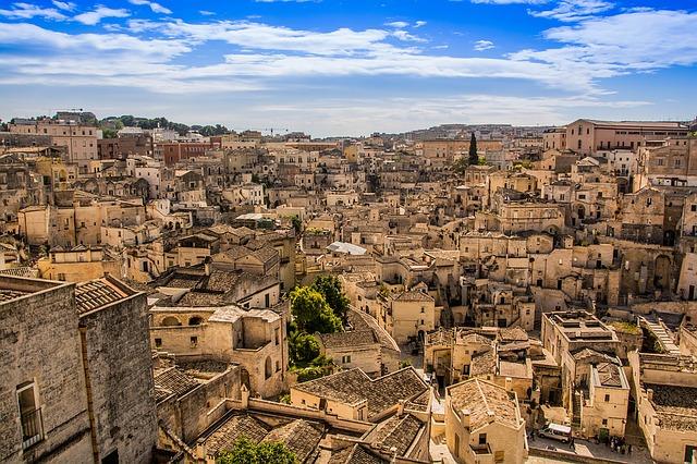 ヨーロッパ 美しい街並みランキング