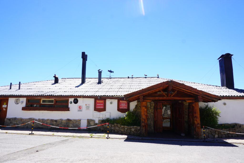 バリローチェのレストラン