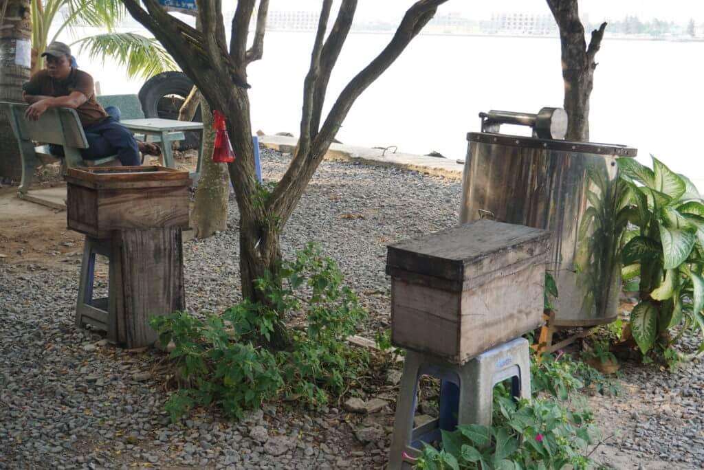 ハチミツ農園