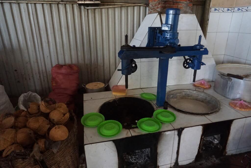 ココナッツ工場